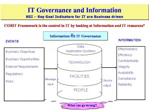 IT Governance and Information